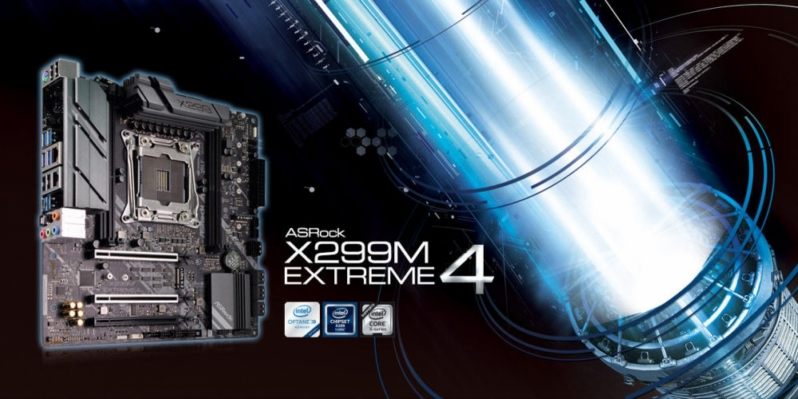 ASRock reveals MATX Threadripper and Skylake-X motherboards