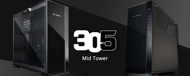 In Win releases their new 305 mid-tower chassis