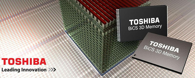 Toshiba announces their RC100 M.2 NVMe SSD and 96-layer QLC NAND technology