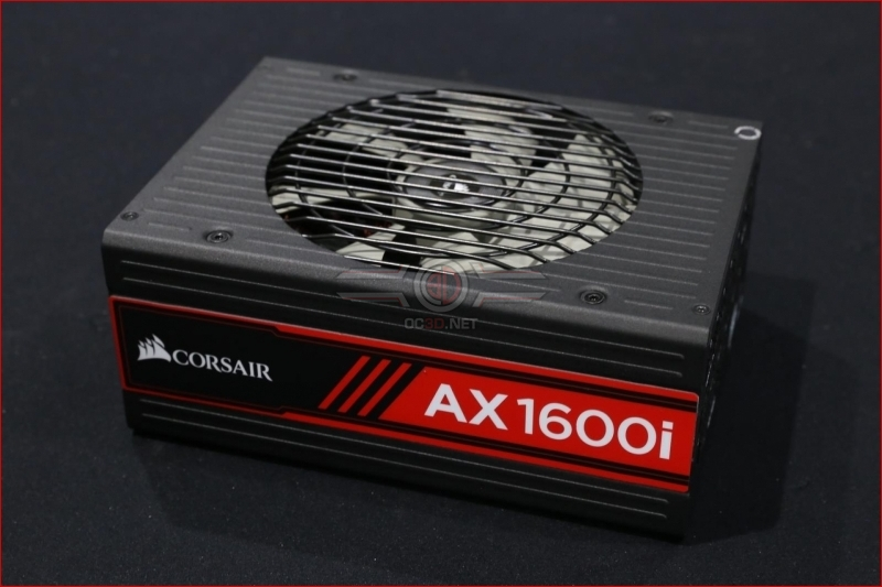 Corsair AX1600i PSU Review