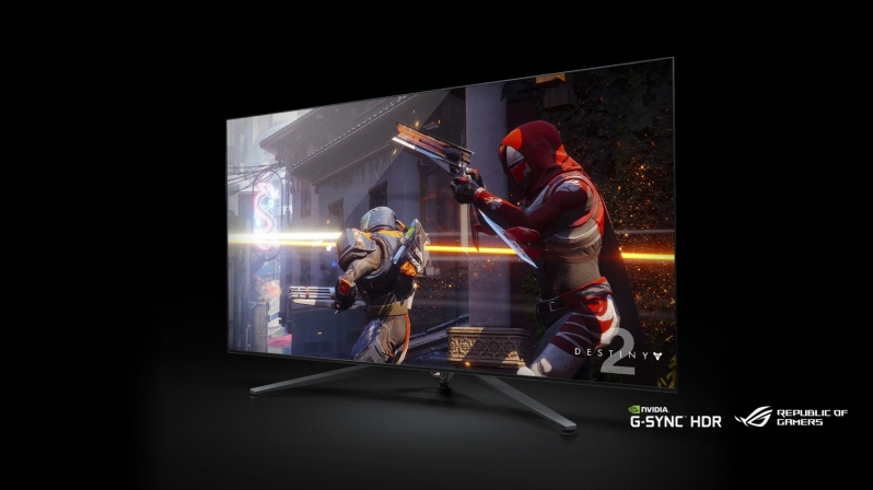 Nvidia announces 120Hz, G-Sync