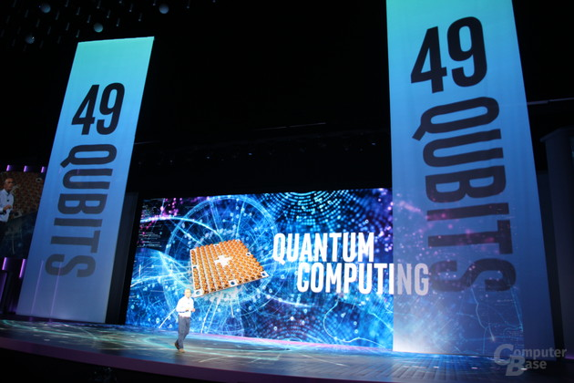 Intel reveals their first 49-qubit quantum computing chip