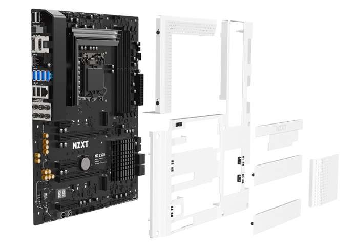 It's official! NZXT have started making motherboards!