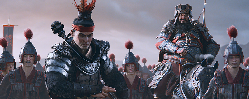 Creative Assemble officially reveal Total War: Three Kingdoms