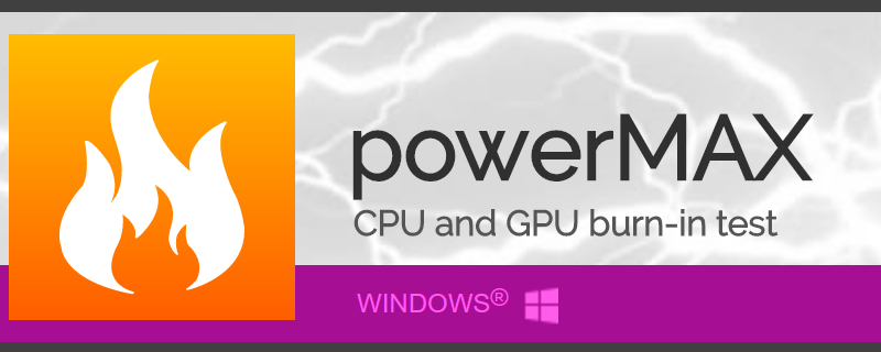 CPU-ID releases powerMAX - A new system stress test
