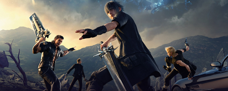 Final Fantasy XV Windows Edition release date and PC system requiremrents
