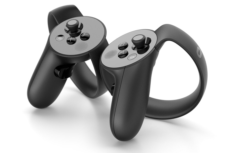 Oculus starts selling individual replacement Touch controllers