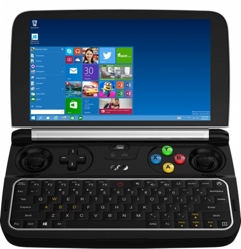GPD reveals their WIN 2 Handheld gaming PC