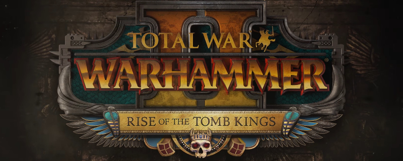 Total War: Warhammer 2: Rise of the Tomb Kings Gameplay + Unit Roster