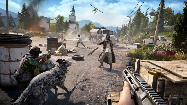 Far Cry 5's PC system requirements have been revealed