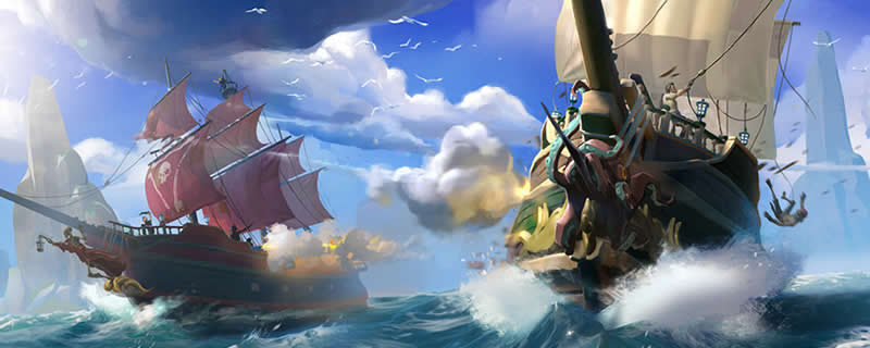 Sea of Thieves is designed to run on