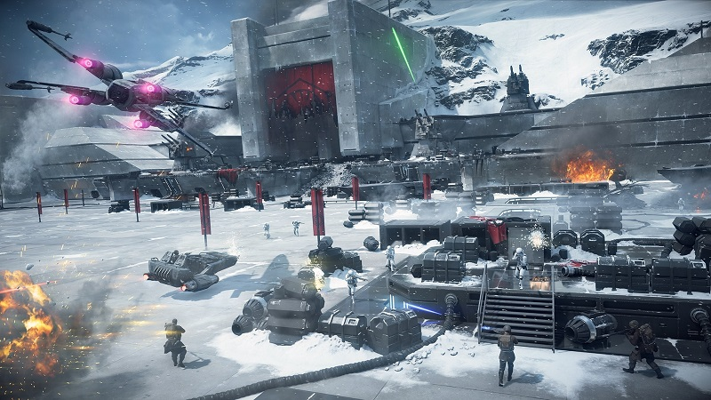 EA hints a huge overhaul of Battlefront II's progression system