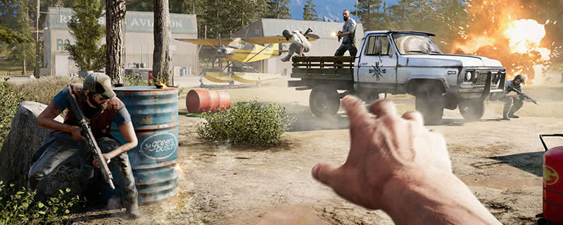Far Cry 5 recieves a new story trailer