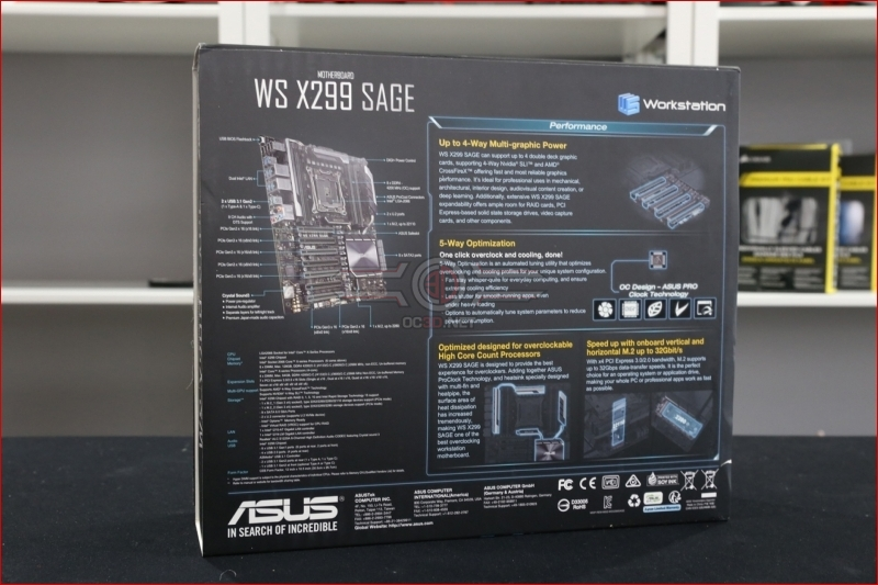 ASUS WS X299 Sage Review