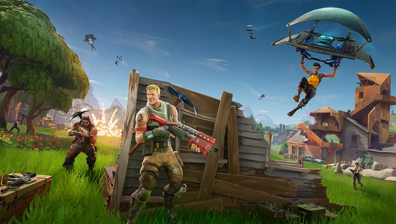 Fortnite has reached a peak of 3.4 million players