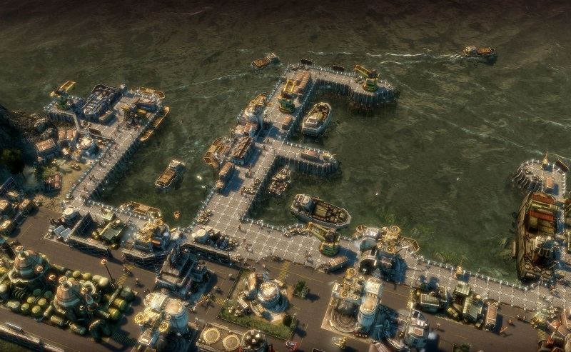 Anno 2070 has been unavailable to owners for the past two days due to server issues