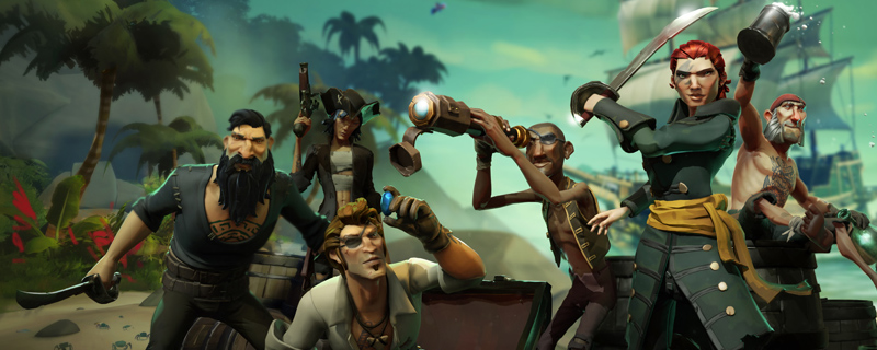 Rare releases detailed Sea of Thieves PC system requirements