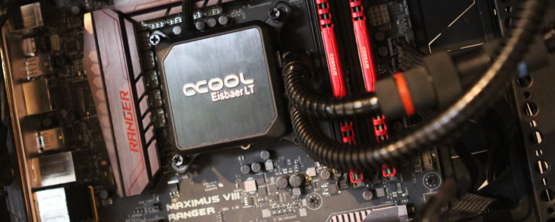 Alphacool Eisbaer LT 240 Review