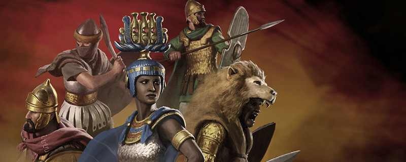 Creative Assembly reveals their Desert Kingdoms DLC for Total War: Rome 2