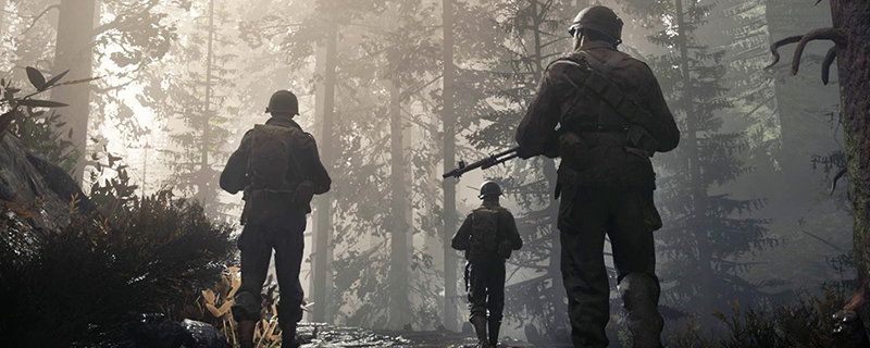 Call of Duty WWII's multiplayer is free to play this weekend