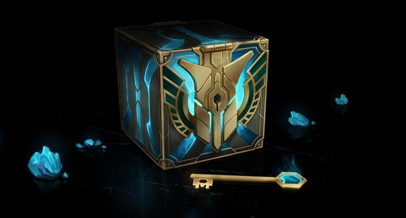 Riot Games has released their Hextech Crate Drop Rates