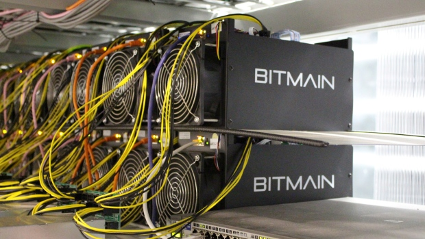 Bitmain reportedly made more money than Nvidia in 2017