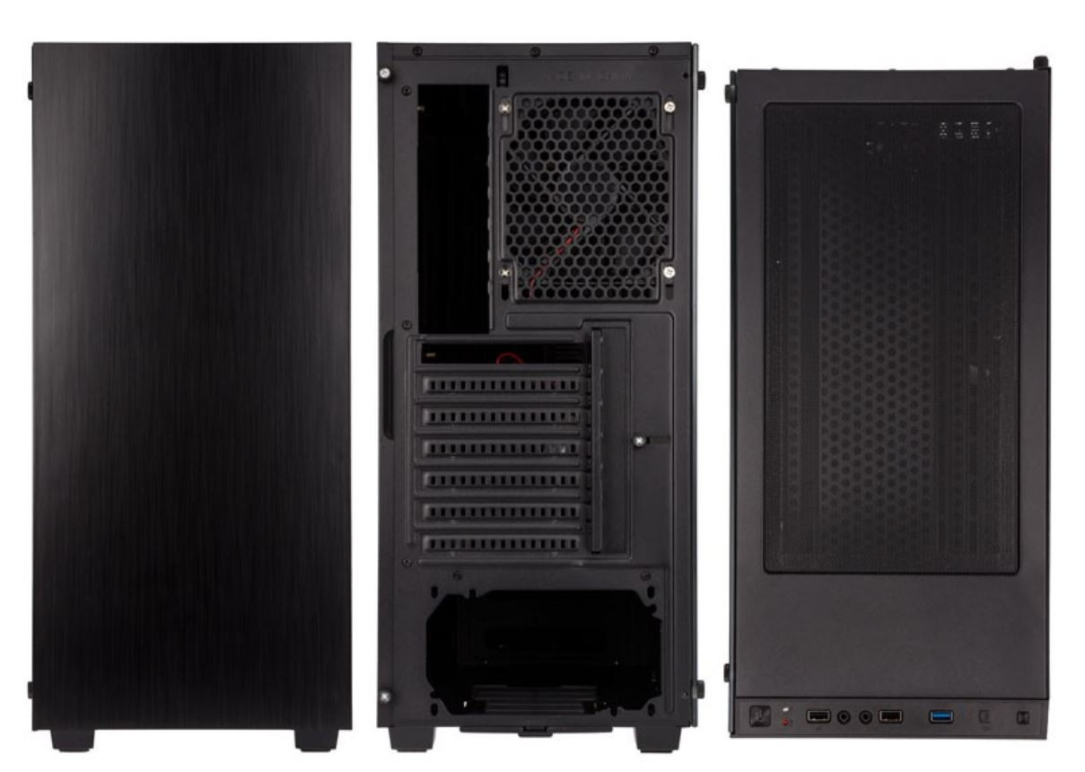 Kolink releases their Observatory and Stronghold series of budget mid-tower cases