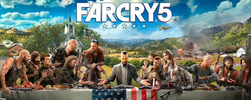 AMD are now offering copies of Far Cry 5 with Radeon Powered systems