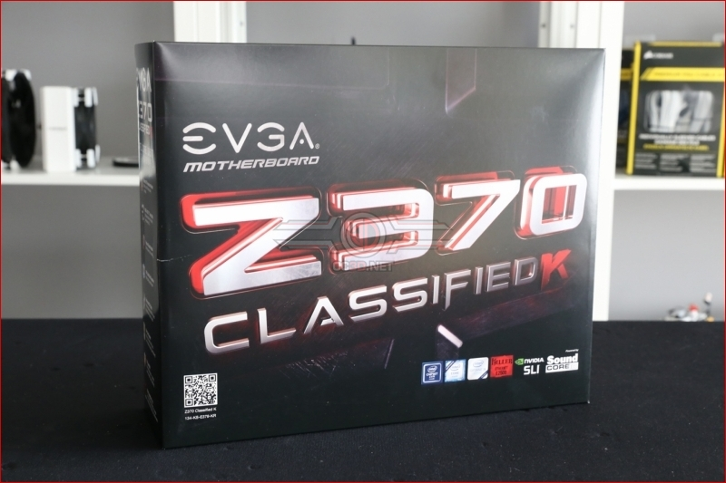 EVGA Z370 Classified K Review