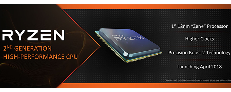 Ryzen 2700X spotted - How much faster is it than a 1700X?