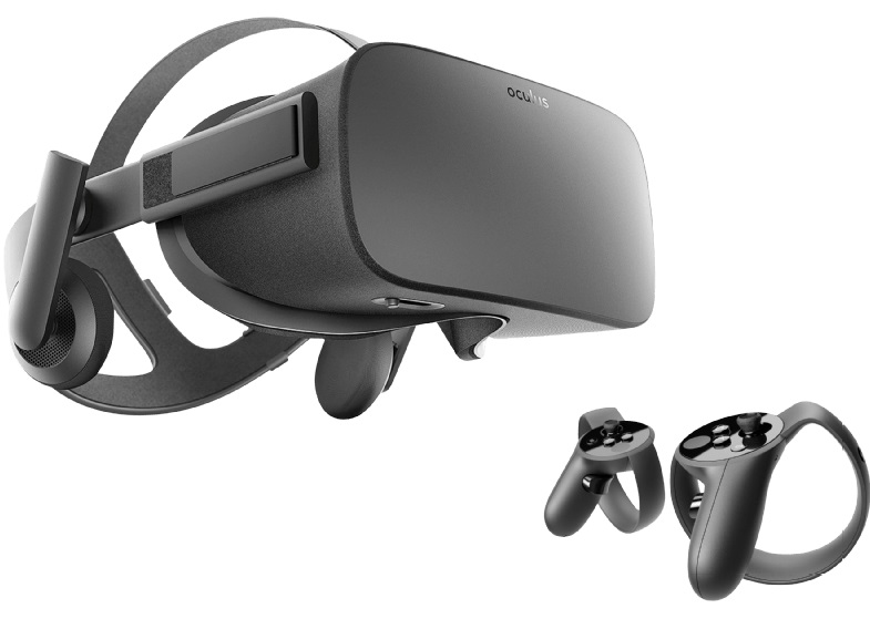 The Oculus Rift has overtaken the HTC Vive as Steam's most popular VR headset