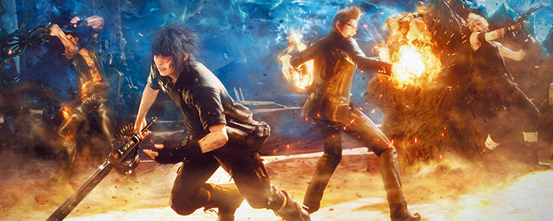 Does Denuvo have a performance impact in Final Fantasy XV?