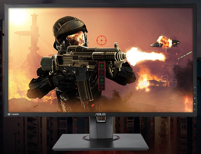 ASUS reveals their MG248QE 24-inch 144Hz Adaptive-Sync monitor
