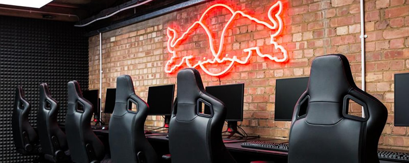 The Red Bull Gaming Sphere has opened in London