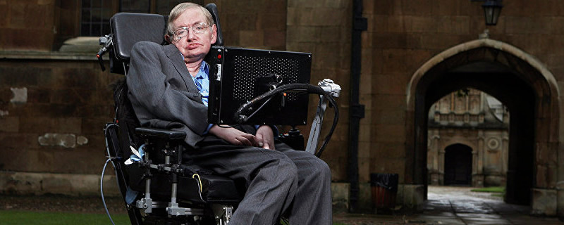 Stephen Hawking, renowned physicist and cultural icon, dies ages 76