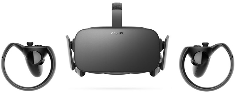 Oculus releases their Rift Hardware Report - Who makes the most popular hardware for VR?