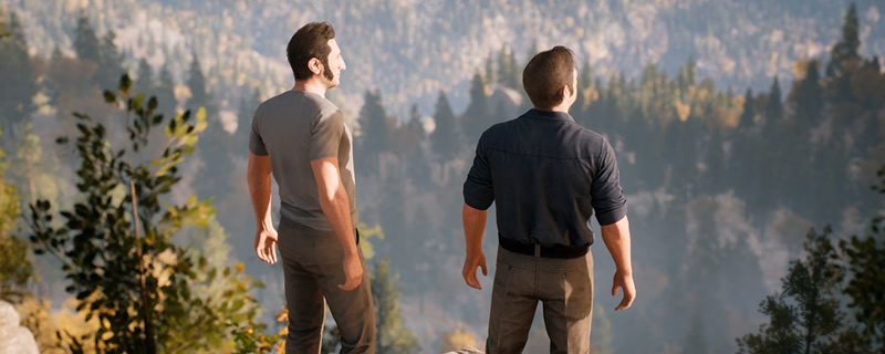 EA reveals A Way Out's PC system requirements