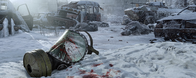 Metro Exodus will support Nvidia's RTX Real-Time Raytracing tech