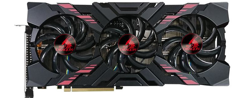 PowerColor officially reveals their RX Vega 56 Red Dragon