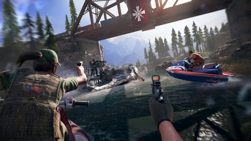 Ubisoft details their use of FP16 compute/Rapid Packed Math in Far Cry 5
