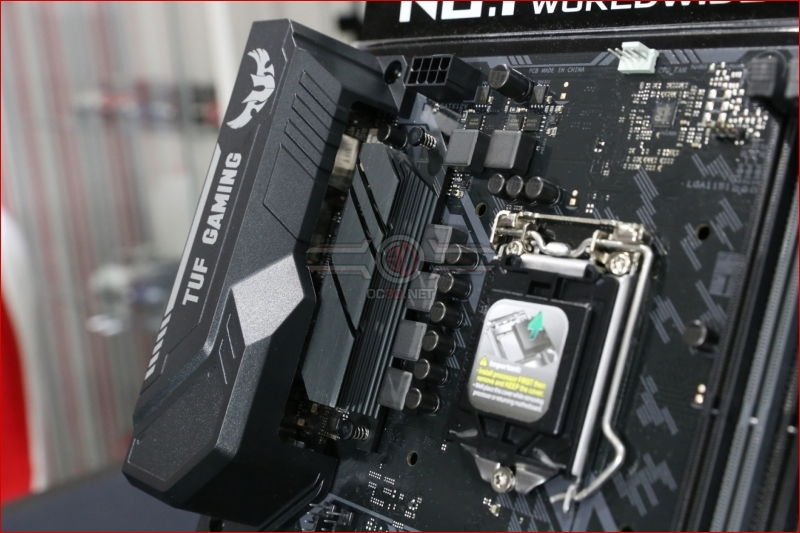 ASUS ROG Strix B360 and H370 TUF Review
