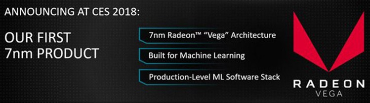 AMD's Vega 20 GPU appears on Linux Patch Notes