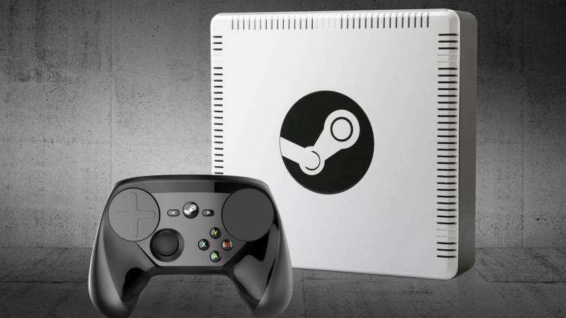 Valve removes their Steam Machine section from Steam