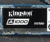 Kingston releases entry-level A1000 NVMe SSD - Promises near SATA pricing