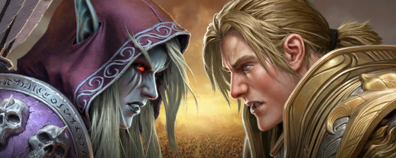 Blizzard have revealed World of Warcraft: Battle for Azeroth's release date