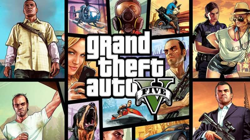 GTA V is the most profitable media title in history