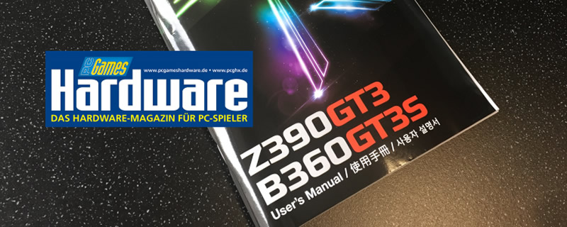 Biostar confirms the existence of Intel's Z390 chipset