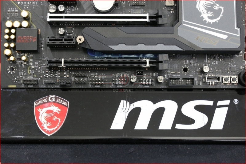MSI X470 Gaming M7 AC Preview