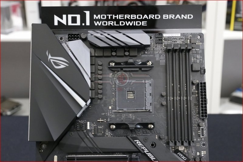 ASUS ROG Strix X470-F Gaming Preview