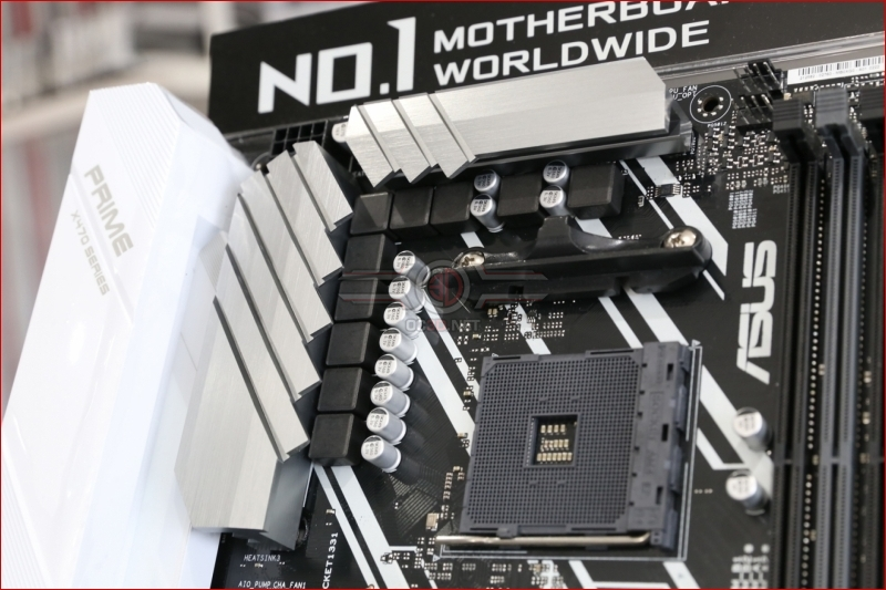 ASUS Prime X470-Pro Preview